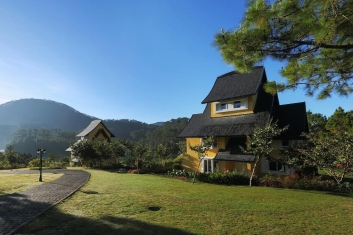 Binh An Villa Village