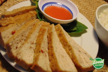 Hanoi Specialty – Gio Cha Uoc Le
