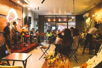 Acoustic Café In Vung Tau