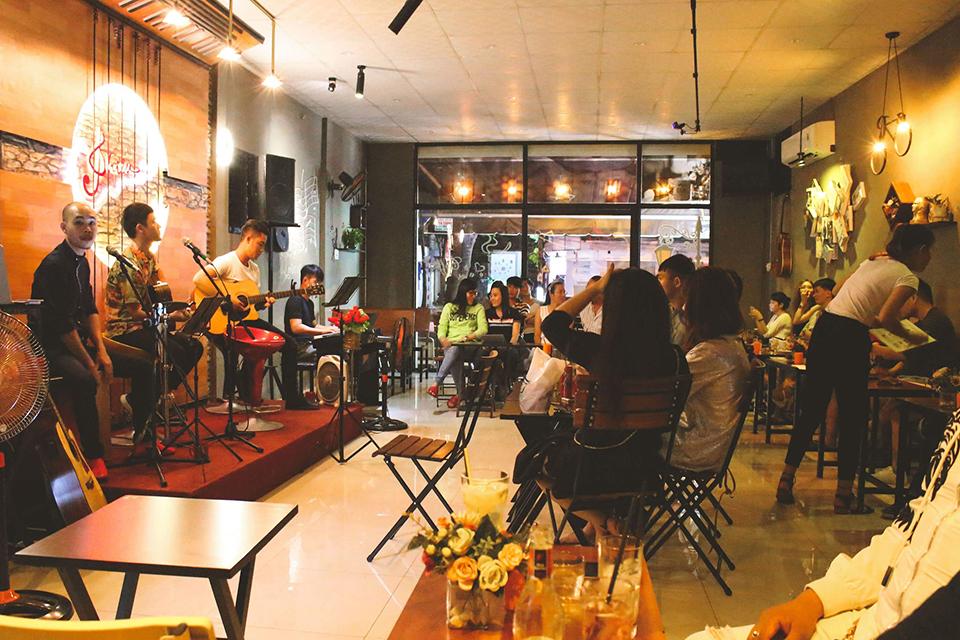 Acoustic Café In Vung Tau